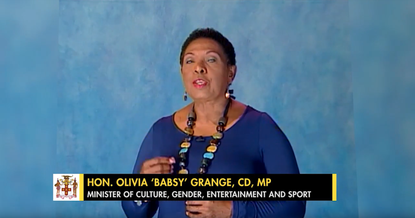 Ministry of Culture, Gender, Entertainment & Sport PSA