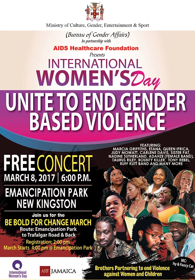 International Women's Day concert to promote empowerment and healing