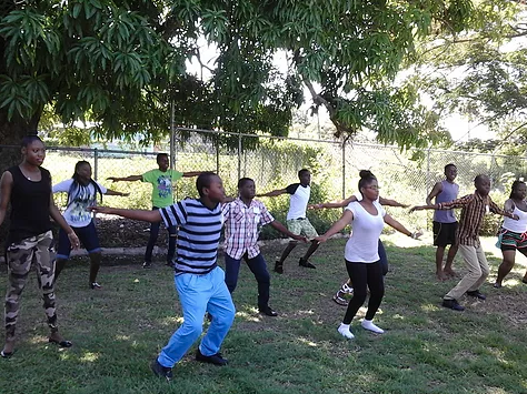 Savanna-La-Mar kicks off their Peer Counselling Training workshops