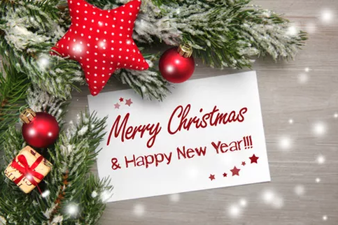 Merry Christmas & Happy New Year from the WCJF