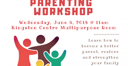 Parenting Workshop # 2