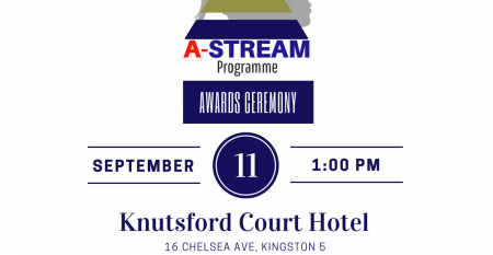 A-STREAM Awards Ceremony Invitation