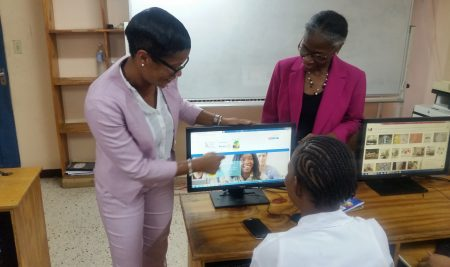Women's Centre opt for eLearning to ensure education is remotely accessible for adolescent mothers