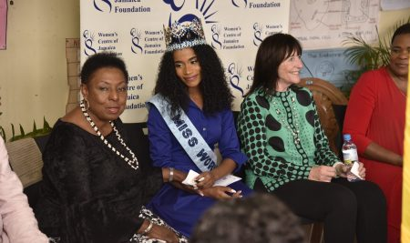 Gov't To Name New Nursery For Miss World
